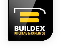 Buildex Constructions - architecturally, designed, luxury, renovations and builder logo